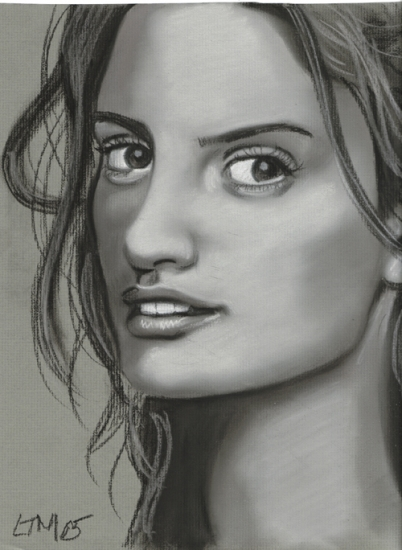 Penelope Cruz by cheeksltm